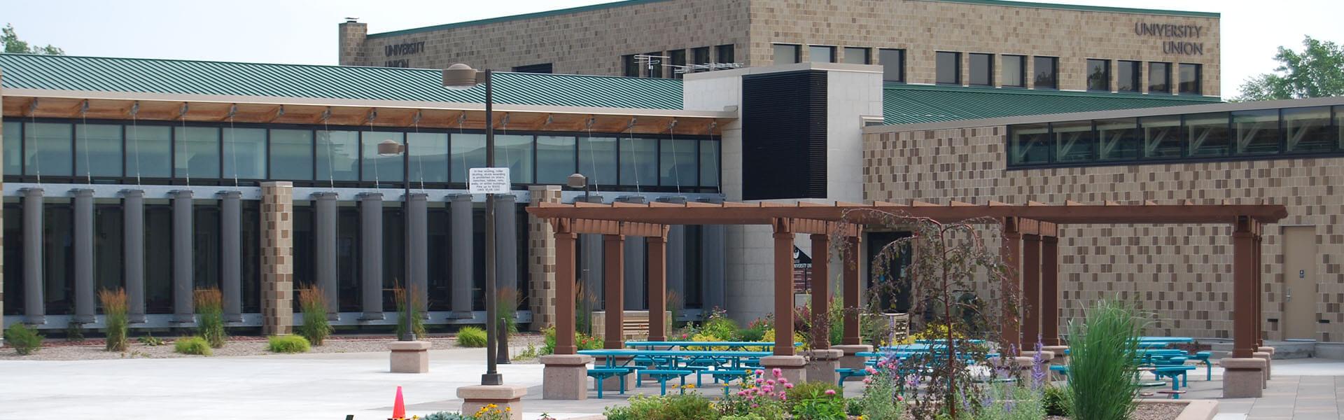 immel-banner_UWGB - Plaza Deck