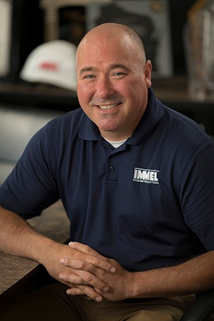 Home Page - Leadership - Steve Hucek 3113 Immel July 2018
