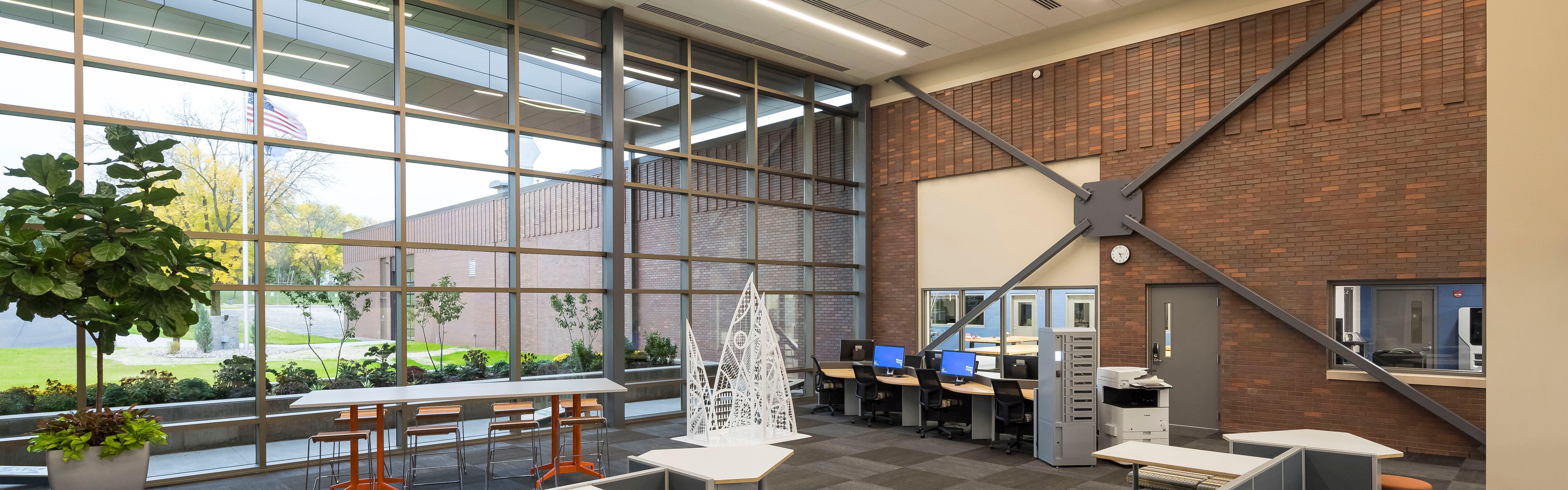 NWTC Trades Engineering Technologies