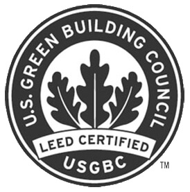 USGBC Leed Certified Logo