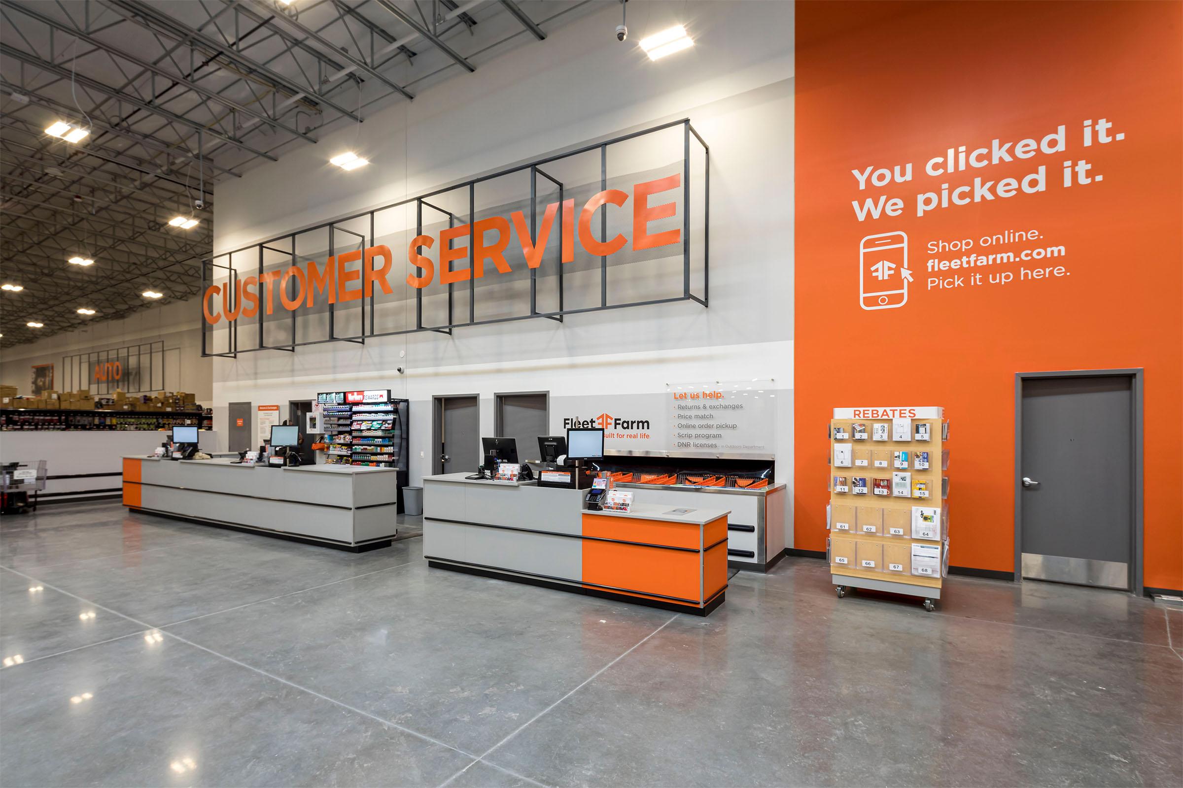 Interior Customer Service