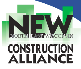 NEW North East Wisconsin Construction Alliance Logo